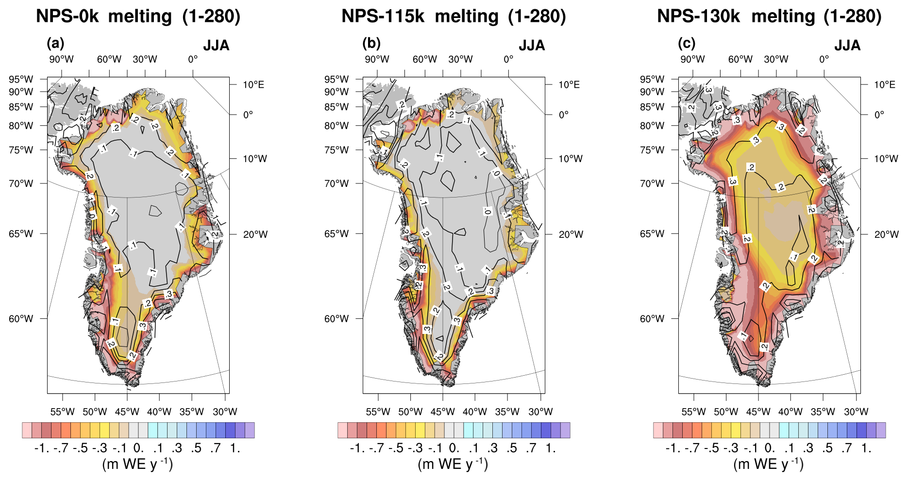 CP - Link between the North Atlantic Oscillation and the surface ...
