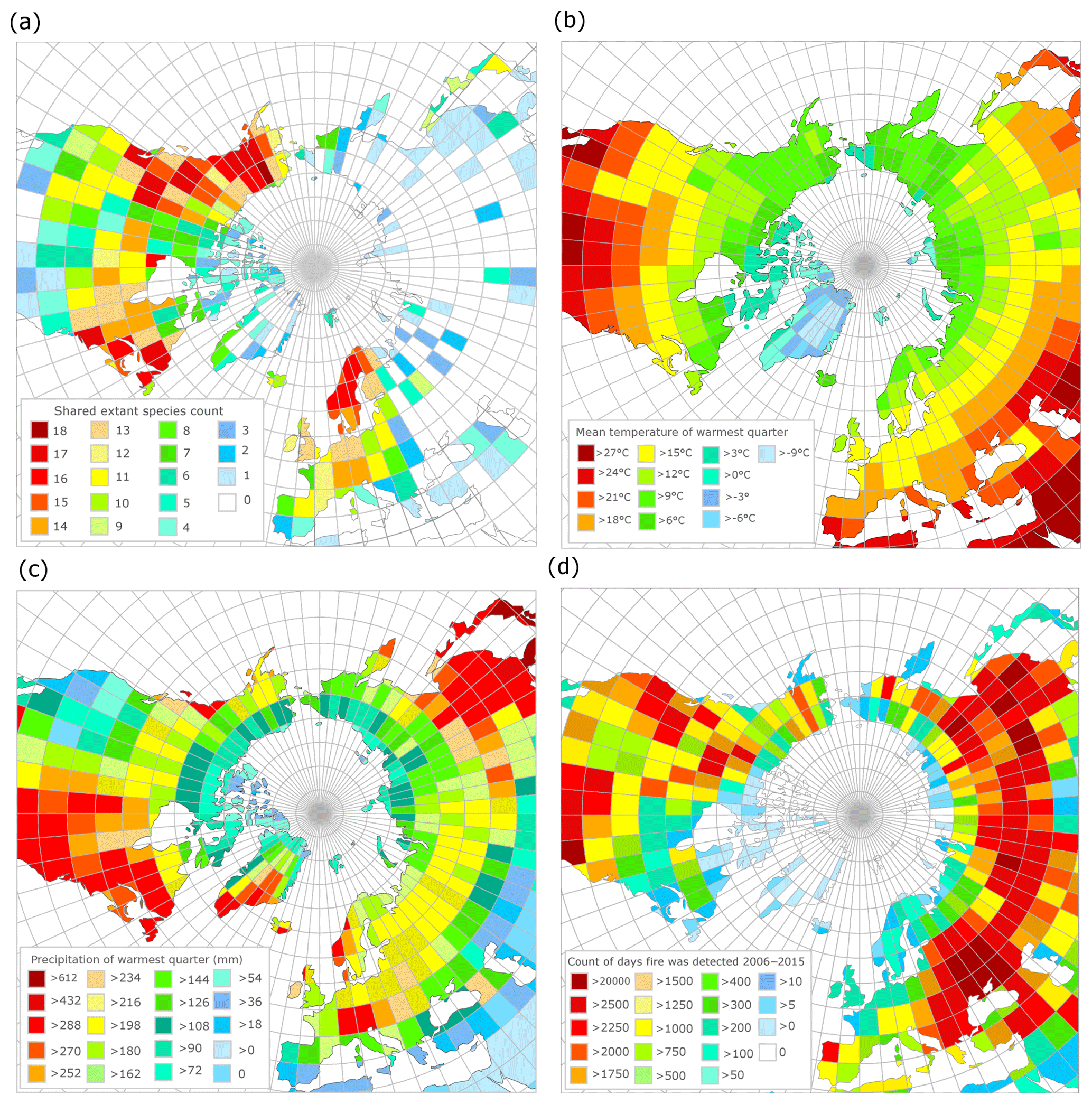 CP - Evidence for fire in the Pliocene Arctic in response to
