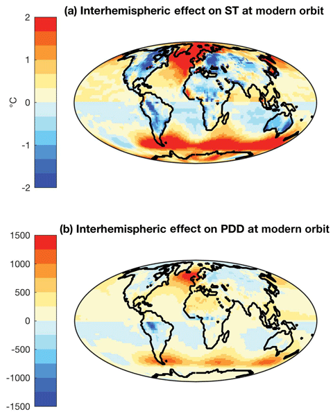 CP - Relations - Eemian Greenland SMB strongly sensitive to
